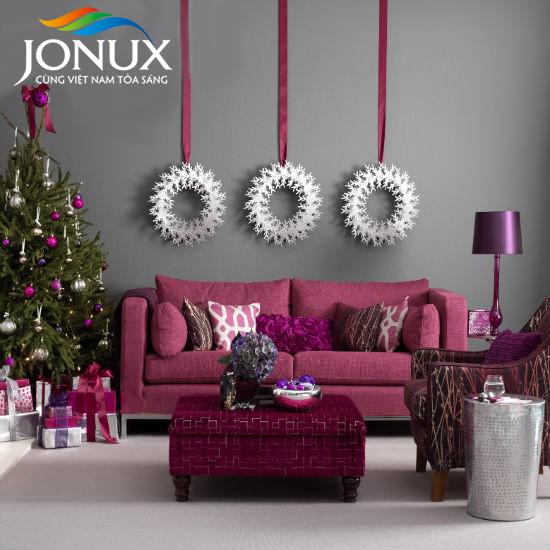 10 ý tưởng trang trí phòng khách trong mùa Giáng Sinh