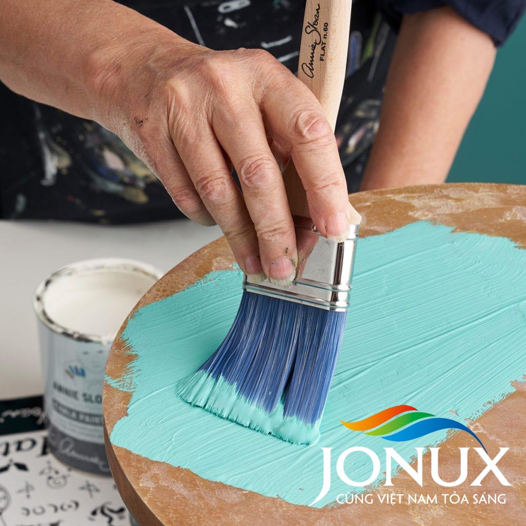 sơn nội thất bằng sơn dầu
