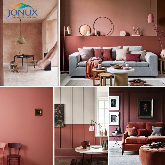 ưu điểm của sơn nội thất