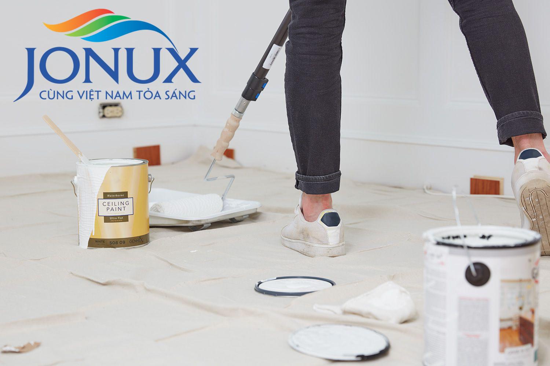 sơn trần nhà